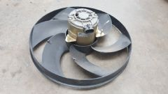 New Genuine Fan Motor and Blade Mk5 and Mk6 Escort RS2000